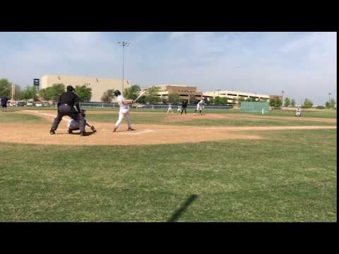 Marucci CAT 7 Baseball Bat In Action
