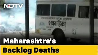 Maharashtra: 3,500 Deaths Added To Covid Tally In A Week - NDTV