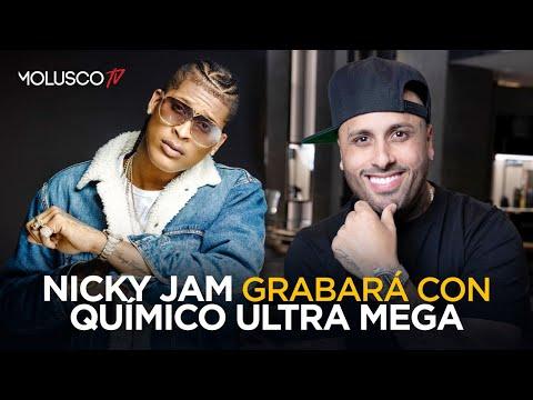 """Nicky Jam manda fuego a los que se burlaron de """"Químico Ultra Mega"""" por pedirle que grabe con el"""