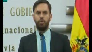 Ministro de Gobierno entrega informe sobre la extradición de Lima Lobo