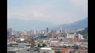 Pese a las medidas, calidad del aire no mejora en Medellín y el área metropolitana