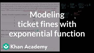 Modeling with basic exponential functions