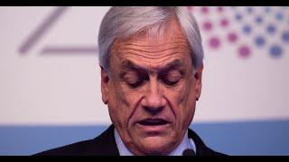 Presidente Piñera suspende su gira a Europa tras anunciarse cuarentena total en la RM