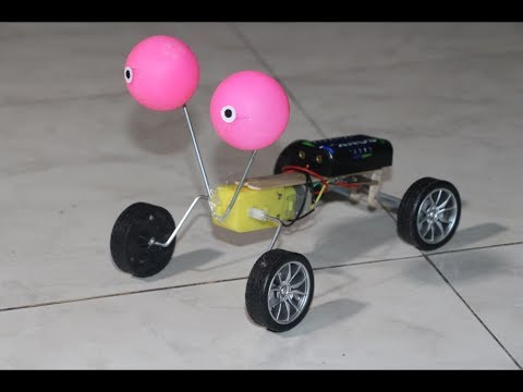 Homemade Recycled RC Kids toys - Amazing inventions