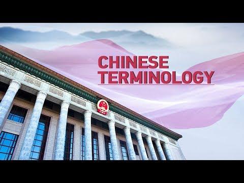 Chinese Terminology: New Era