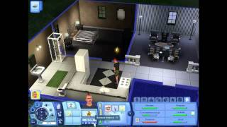 Прохождение Sims 3 часть 3