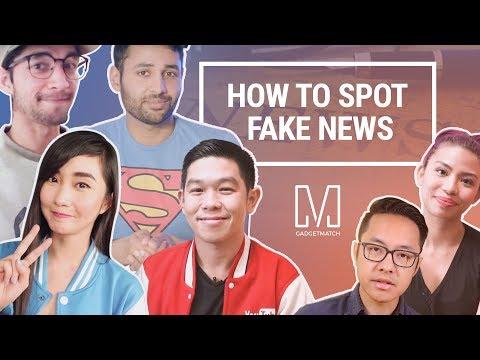 YouTubers React: How to Spot Fake News