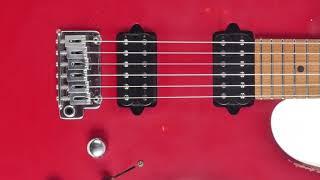 Suhr Custom Modern T 24 Antique Dakota Red Electric #JS4A8U Quick 'n' Dirty