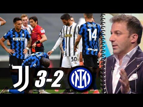 LE DICHIARAZIONI DISARMANTI DI DEL PIERO   Juventus-Inter 3-2 day after