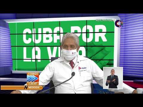 Cuba reporta 8 035 nuevos casos positivos a la COVID-19 y 79 fallecidos