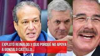 Reinaldo expresa su dolor contra Gonzalo Castillo…