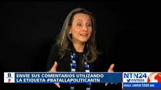 Batalla Política de NTN24 / domingo 23 de febrero de 2020