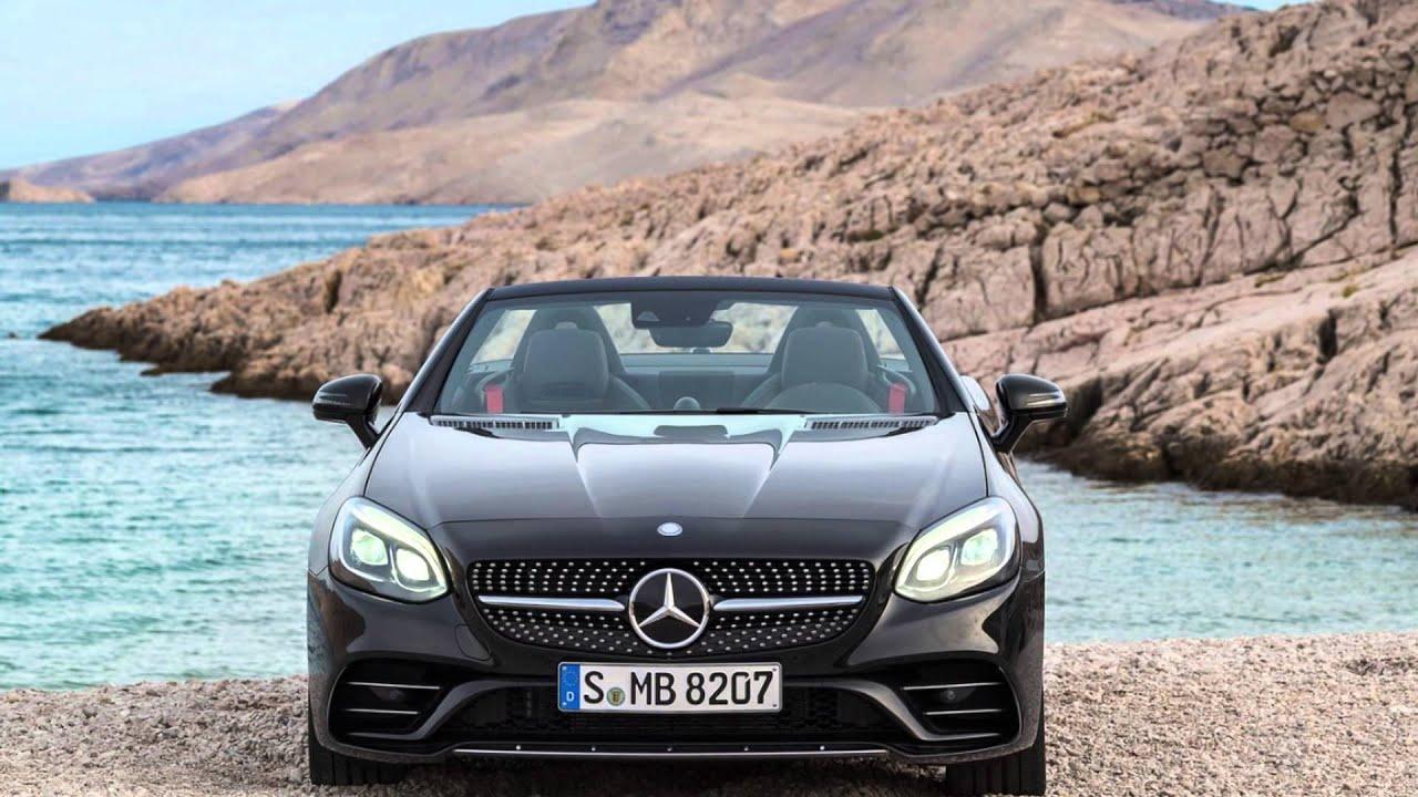 OD News: Mercedes-Benz SLC unveiled