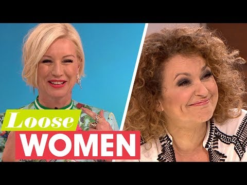 connectYoutube - Nadia and Denise Reveal More Than They Mean to When Discussing Porn for Women | Loose Women
