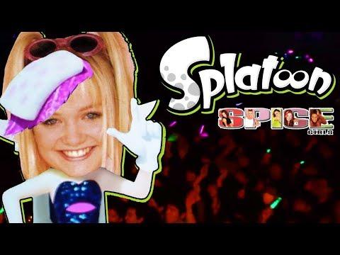 connectYoutube - Splatoon - Spice Girls Calamari - Live Concert