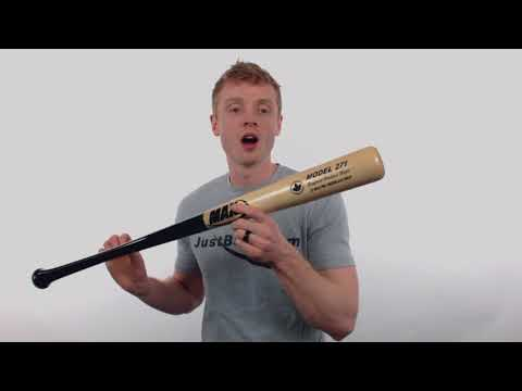 Review: MaxBat Pro Maple Composite Wood Baseball Bat (Model 271)