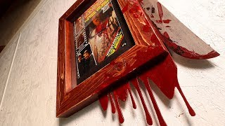 The Frame That Drips Blood