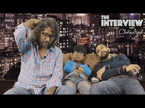 connectYoutube - Amitabh Reza's sad casting couch story - The Interview w/ ChotoAzad