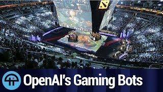 OpenAI's Gaming Bots