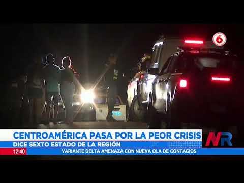Estado de la Región revela que Centroamérica pasa por su peor crisis