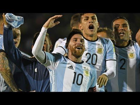 Lionel Messi's Hat-Trick Saves Argentina | Ecuador 1-3 Argentina | Internet Reacts
