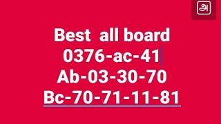 ????? | Kerala Lottery Guessing today | karunya +-299 | 16.01.2020