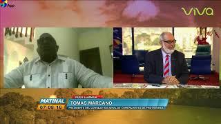 Tomas Marcano Consejo nacional de comerciantes de proviciones Matinal