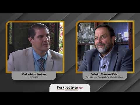 Perspectivas, Democracia Bicentenaria: Federico Malavassi (Previa)