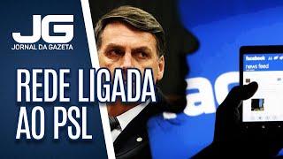 Facebook retira do ar rede ligada ao PSL e à família Bolsonaro