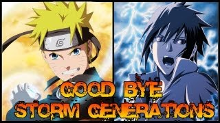 Naruto : Good bye storm Generations, Welcome storm 3