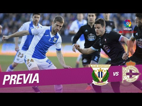 Previa CD Leganés vs RC Deportivo
