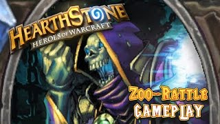 Hearthstone: Zoo-Rattle (GvG Gameplay)