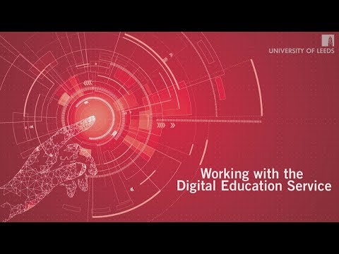 Working with the Digital Education Service: Testimonials