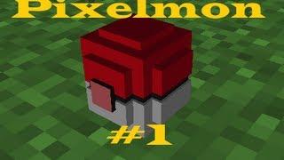 Let 39 s play pixelmon a pokemon minecraft mod 1 - Pixelmon ep 1 charmander ...