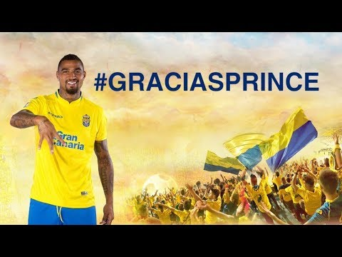 VIDEO: Kevin Boateng explains decision to terminate contract with Las Palmas