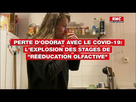 Perte de goût et d'odorat à cause du Covid-19: l'explosion des stages de rééducation olfactive