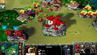 Прохождение Warcraft 3: The Frozen Throne - Договор #10