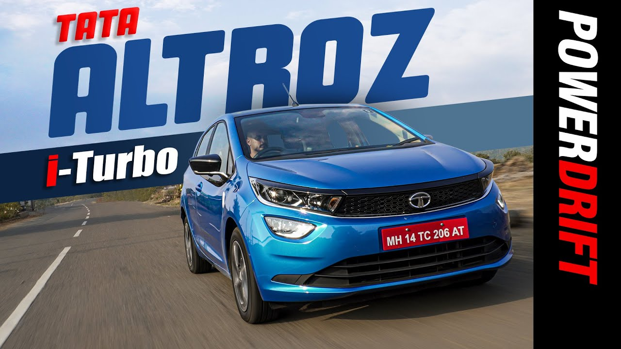 Tata Altroz i-Turbo | First Drive Review | PowerDrift