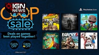 PSN Co-Op Games Sale Starts Today - IGN News