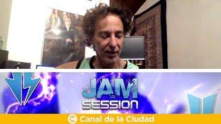 Javier Calamaro interpreta clásicos del rock nacional y temas propios en Jam Session