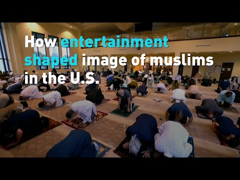 How entertainment shaped image of muslims in the U.S.