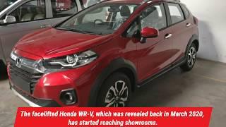 QuickNews 2020 Honda WR-V Facelift revealed