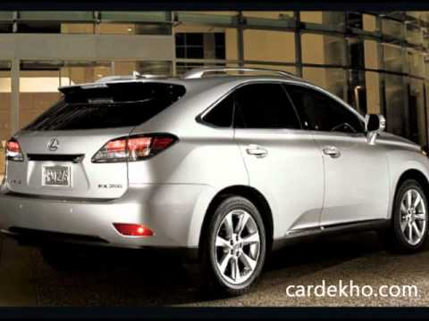 Lexus RX exteriors,interiors