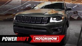 2019 ಜೀಪ್ ಕಾಂಪಸ್ ಟ್ರೈಲ್ಹಾಕ್ : finally gets ಡೀಸಲ್ ಸ್ವಯಂಚಾಲಿತ : 2018 la auto show : powerdrift