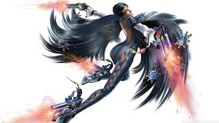 More insanity with Bayonetta 2 - Comic Con 2014