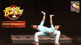 "Akash और Vivek ने दिया एक Emotional Performance ""कल हो ना हो"" पे   Super Dancer Chapter 2 - SETINDIA"