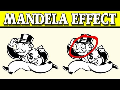 Top 10 CREEPY Cases Of The Mandela Effect