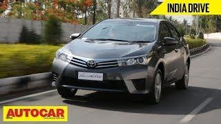 2014 Toyota Corolla Altis India first drive - Toyota Videos