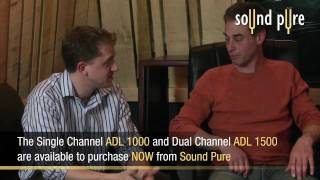 Anthony Demaria discusses the ADL1500 & ADL1000 (LA2A Urei/Teletronix/UA Replica)