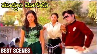Muddula Mogudu Movie Best Scene    ANR   Sridevi   Sharath Babu   Suhasini   Rajshri Telugu - RAJSHRITELUGU